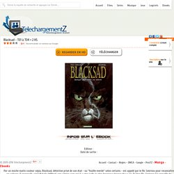 Telecharger Blacksad - T01 à T04 + 2 HS gratuitement