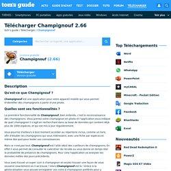 Télécharger Champignouf 2.66 gratuitement pour Android/iOS