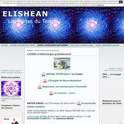ELISHEAN » LIVRES à télécharger gratuitement