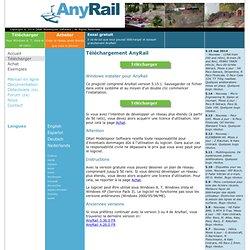 Télécharger et essayer gratuitement AnyRail™.