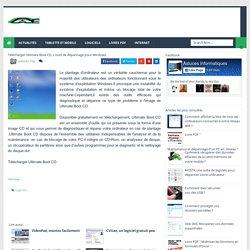 Télécharger Ultimate Boot CD, L'outil de dépannage pour Windows - Astuces informatiques