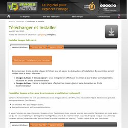 Télécharger et installer