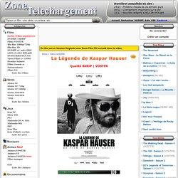 Télécharger La Légende de Kaspar Hauser [DVDRiP] VOSTFR