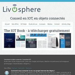 IOT Book à télécharger - Livosphere