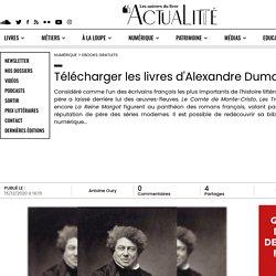 Télécharger les livres d'Alexandre Dumas