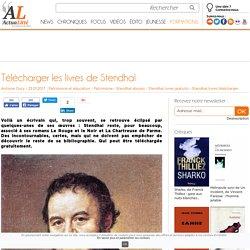 Télécharger les livres de Stendhal
