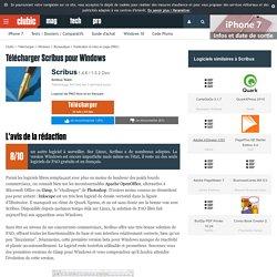 Télécharger Scribus : Logiciel de PAO libre et en français - Clubic.com