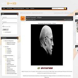 Télécharger Michel Foucault – 9 Epub