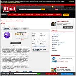 Télécharger Nvu sur 01net Telecharger.com