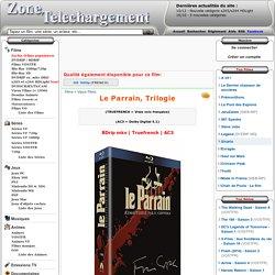 Télécharger Le Parrain, Trilogie [DVDRiP MKV] French