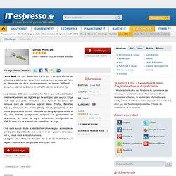 Télécharger Linux Mint 15 OliviaTelecharger.itespresso.fr