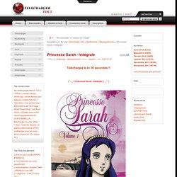 Telecharger Princesse Sarah - Intégrale DVDRIP
