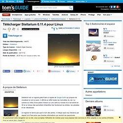 Télécharger Stellarium 0.11.0 (Gratuit)