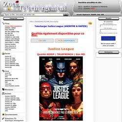 Telecharger Justice League gratuit Zone Telechargement - Site de Téléchargement Gratuit
