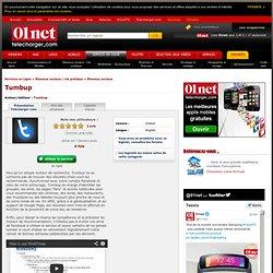 Tumbup : Laissez-vous guider par vos amis - 01net.com - Telecharger.com