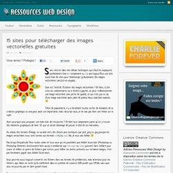 15 sites pour télécharger des images vectorielles gratuites - Ressources Webdesign