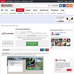 Télécharger VirtualDubMod (gratuit)