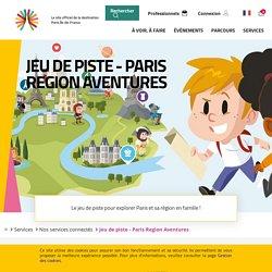 Téléchargez l'app Paris Region Aventures !