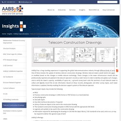 Telecom Construction Drawings