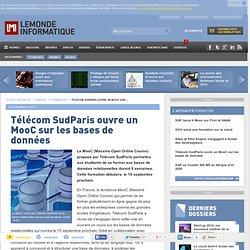 Télécom SudParis ouvre un MooC sur les bases de données