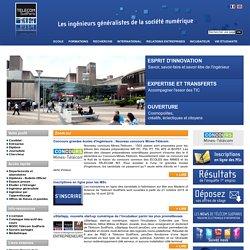 Télécom SudParis, grande école d'ingénieurs