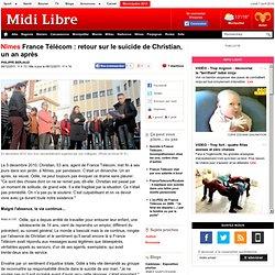 France Télécom : retour sur le suicide de Christian, un an après