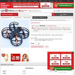 télécommande quadcopter le rtf de la nouvelle version 2.4g l160-2 6ch fpv de 2015 à $416.99