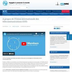 UIT - Union internationale des télécommunications