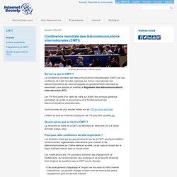 Conférence mondiale des télécommunications internationales (CMTI)