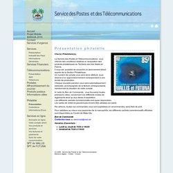 Service des Postes et des Télécommunications - Présentation philatélie