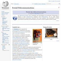 Portail:Télécommunications