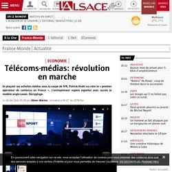 Télécoms-médias: révolution en marche
