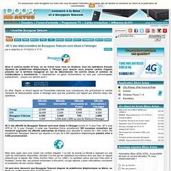 Bbox Actus - News : 40 % des téléconseillers de Bouygues Telecom sont situés à l'étranger
