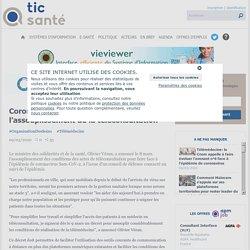 Coronavirus: Olivier Véran annonce l'assouplissement de la téléconsultation