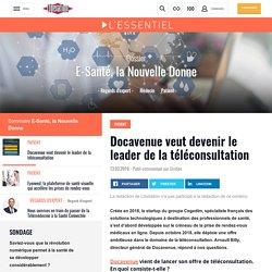 Docavenue veut devenir le leader de la téléconsultation – Partenaires Libération
