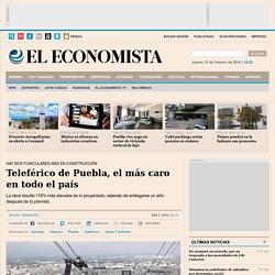 Teleférico de Puebla, el más caro en todo el país