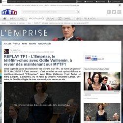 News L'emprise : REPLAY TF1 - L'Emprise, le téléfilm-choc avec Odile Vuillemin, à revoir dès maintenant sur MYTF1