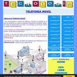 Telefonia Movil. Aprende Como funciona