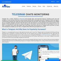 Read Telegram Chats Secretly