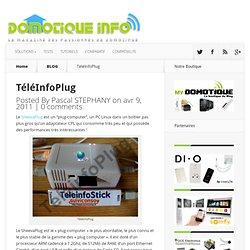 TéléInfoPlug