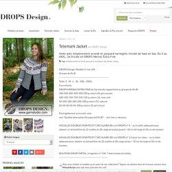 Telemark Jacket / DROPS 179-10