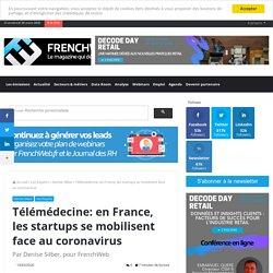 Télémédecine: en France, les startups se mobilisent face au coronavirus