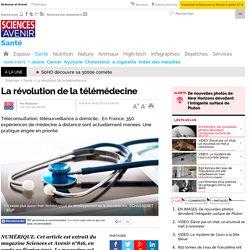 La révolution de la télémédecine- 16 février 2015