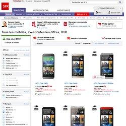 HTC Sensation, Téléphone portable : Tous les mobiles