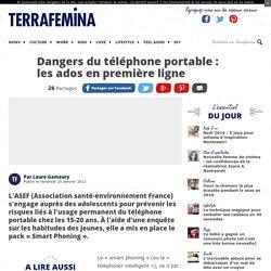 Dangers du téléphone portable : les ados en première ligne