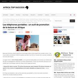 Les téléphones portables : un outil de promotion de la lecture en Afrique