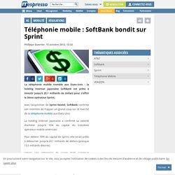 Téléphonie mobile : SoftBank bondit sur Sprint
