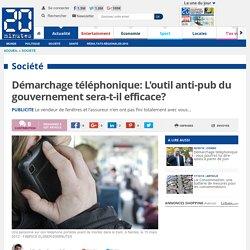 Démarchage téléphonique: L'outil anti-pub du gouvernement sera-t-il efficace?