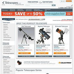 for Sale and Telescope Accessories at Telescopes.com