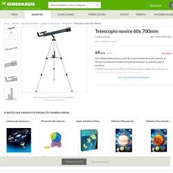 TELESCOPIO NOVICE 60x 700mm
